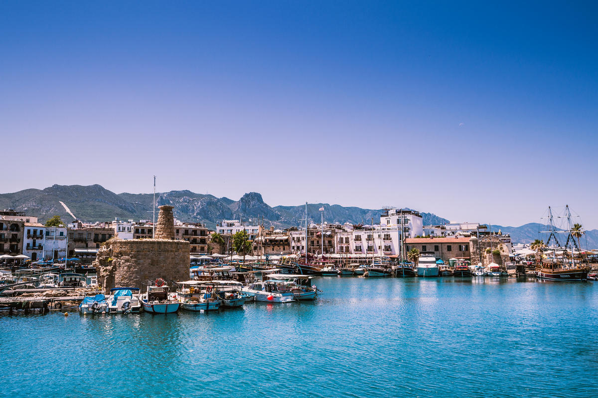 Kyrenia harbour Photo by `TOMS` BALCUS via Flickr Creative Commons