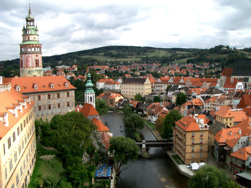 Cesky Krumlov Photo by Michael via Flickr Creative Commons