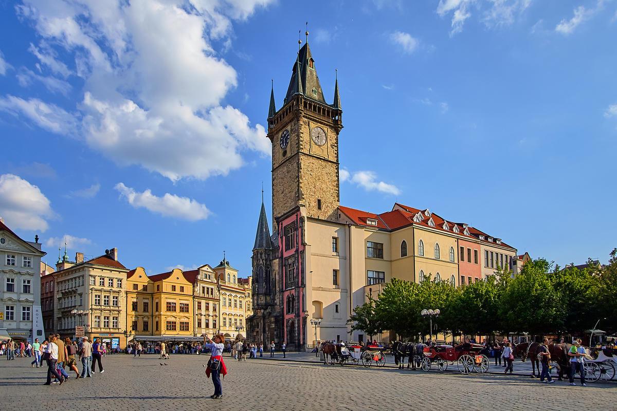 Prague Photo by Pedro Szekely via Flickr Creative Commons