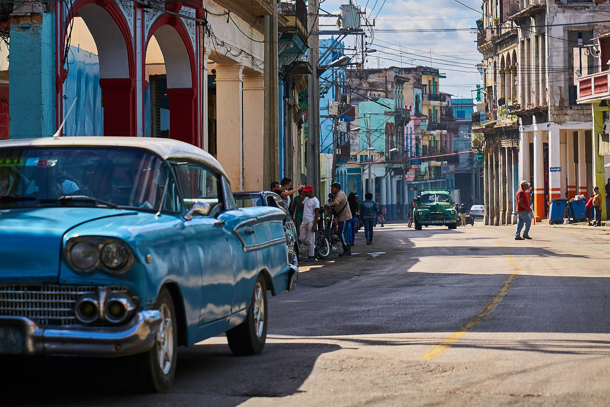 Cuba Photo by Pedro Szekely via Flickr Creative Commons