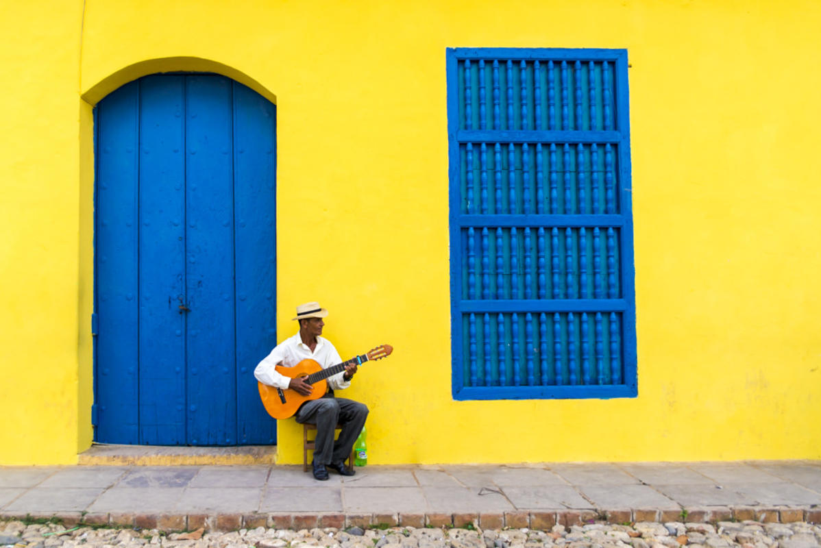 Cuban Solo 1 Photo by Alberto Lama Photography via Flickr Creative Commons