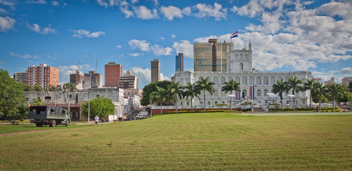 Asunción, Paraguay by Arcadiuš via Flickr Creative Commons
