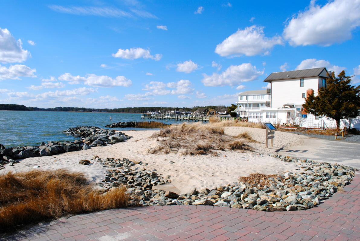 Monigle Park, Dewey Beach, Delaware Photo by Lee Cannon via Flickr Creative Commons
