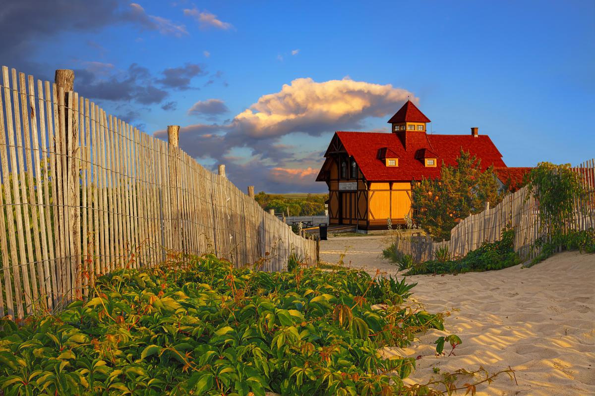 Delaware Seashore Photo by Eric B. Walker via Flickr Creative Commons