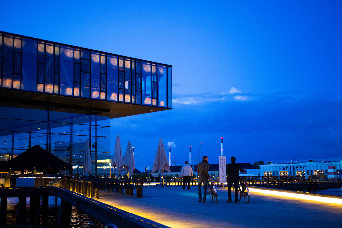 Skuespilhuset, Copenhagen Photo by Roman Boed via Flickr Creative Commons