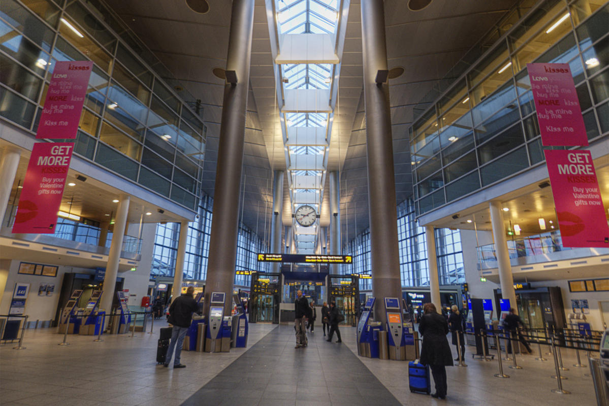Copenhagen Airport Terminal 3 Photo by teddy-rised via Flickr Creative Commons