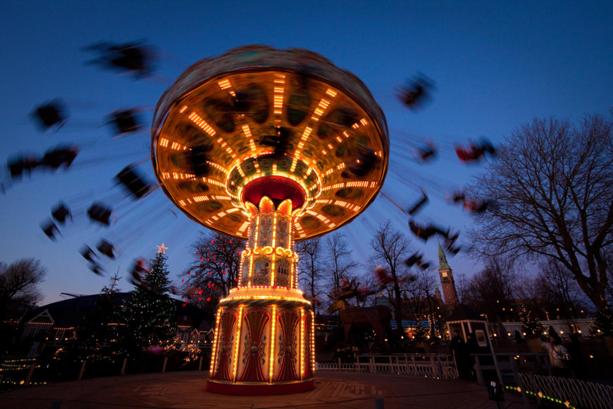 The Swing Carousel Photo by Stig Nygaard via Flickr Creative Commons
