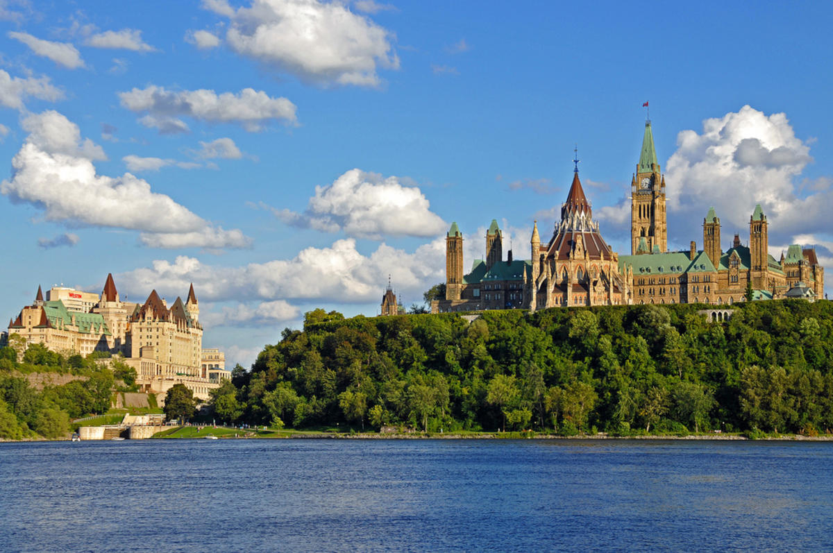 Quebec-7013 - Canada's Capitol Photo by Dennis Jarvis via Flickr Creative Commons