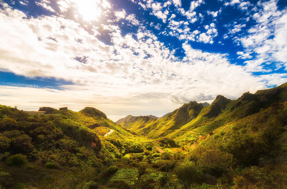 Anaga Mountains Photo by Nico Trinkhaus via Flickr Creative Commons