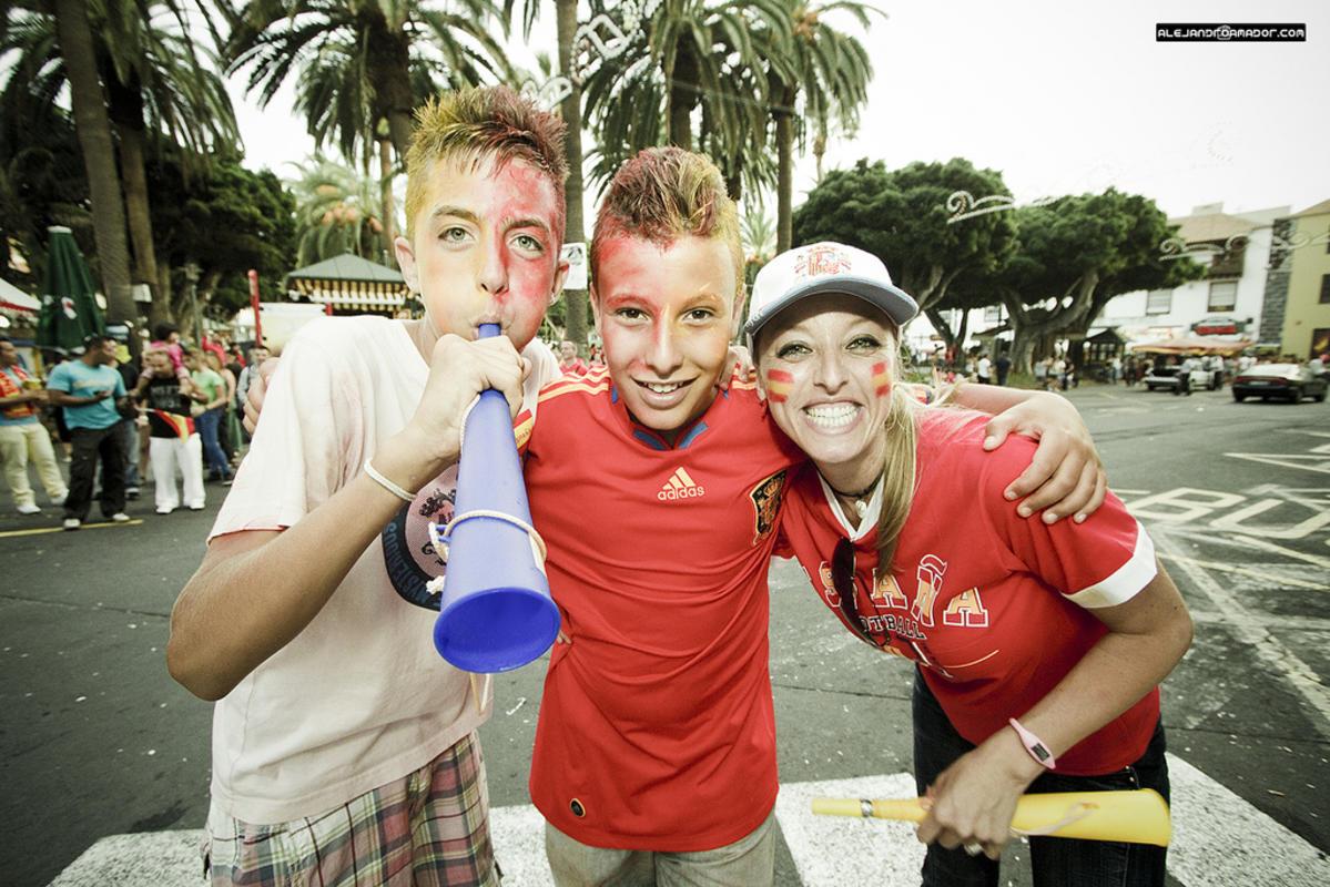España Campeones del Mundial de Sudáfrica 2010 - 06 Photo by Alejandro Amador