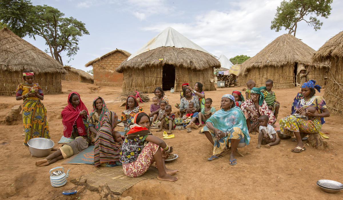UN Women Humanitarian Work with Refugees in Cameroon Photo by UN Women via Flickr Creative Commons