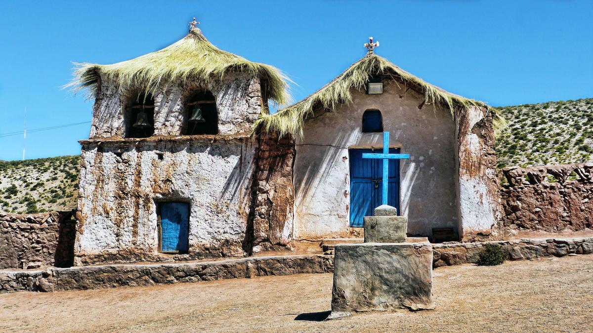 Iglesita de Machuca Photo by Mariano Mantel via Flickr Creative Commons