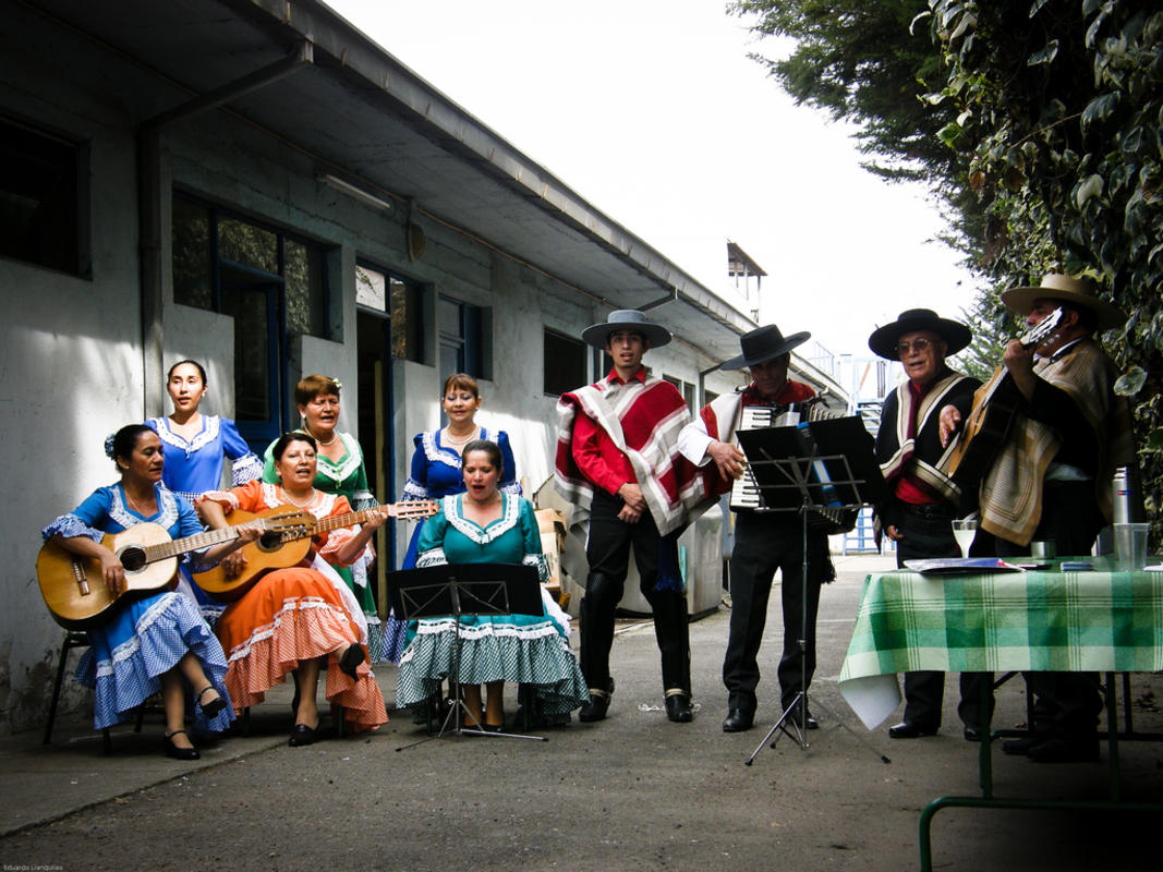 Fiestas Patrias 2011 Photo by Eduardo Llanquileo via Flickr Creative Commons