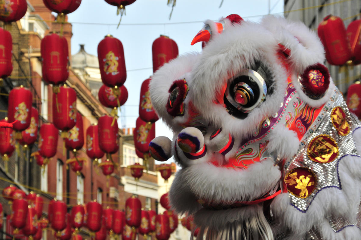 Chinese New Year London Photo by Paul via Flickr Creative Commons