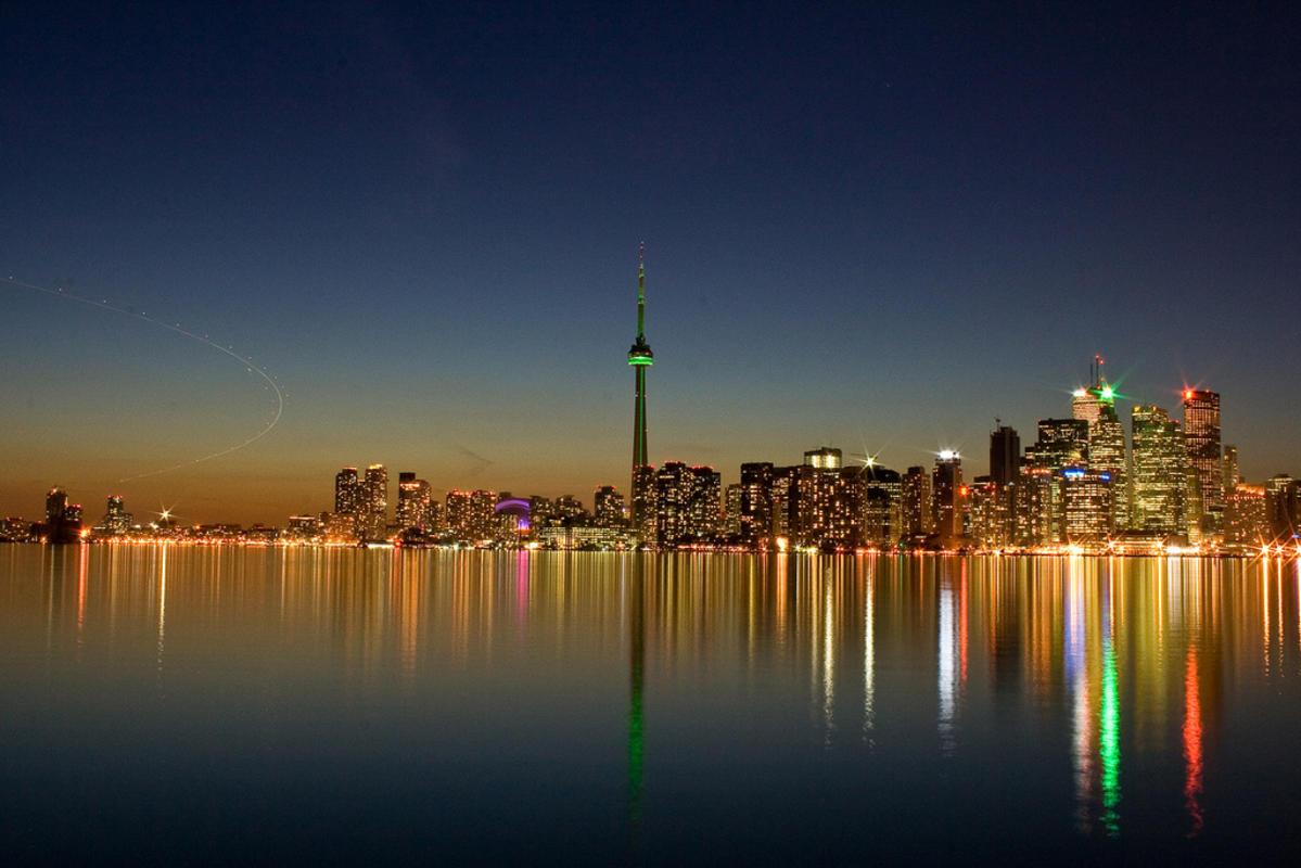 Toronto Skyline Photo by Abi K via Flickr Creative Commons