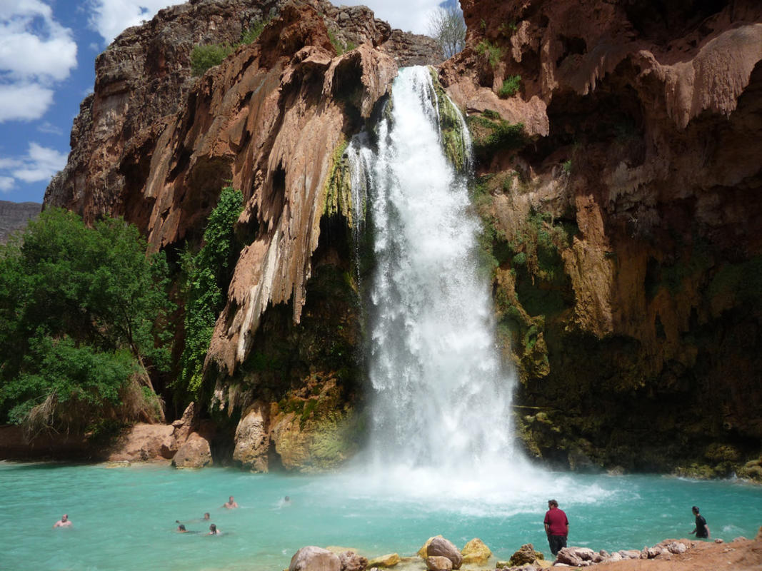 Havasupai Falls Photo by Jon Roig via Flickr Creative Commons