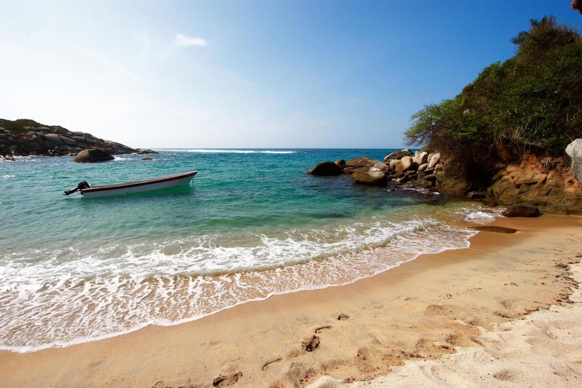 Cabo San Juan Beach - Tayrona National Park Photo by Mark Rowland via Flickr Creative Commons