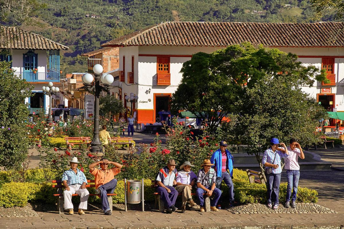 Jardin, Colombia Photo by Pedro Szekely via Flickr Creative Commons