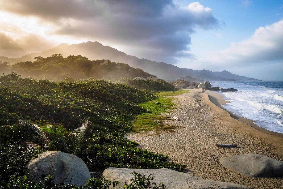 Playa de Arrecifes, Santa Marta - Colombia Photo by Alexander Schimmeck via Flickr Creative Commons