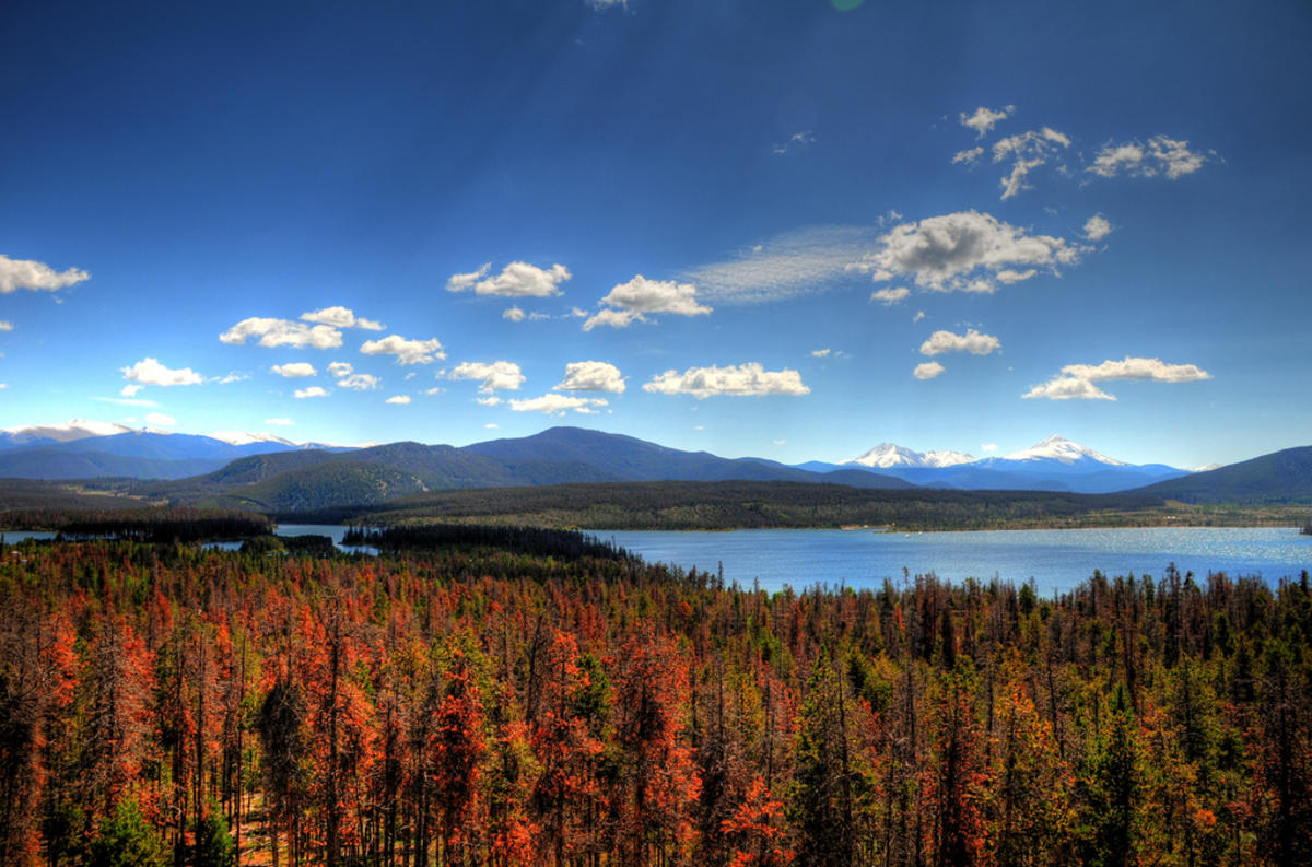 colorado colors Photo by Jasen Miller via Flickr Creative Commons