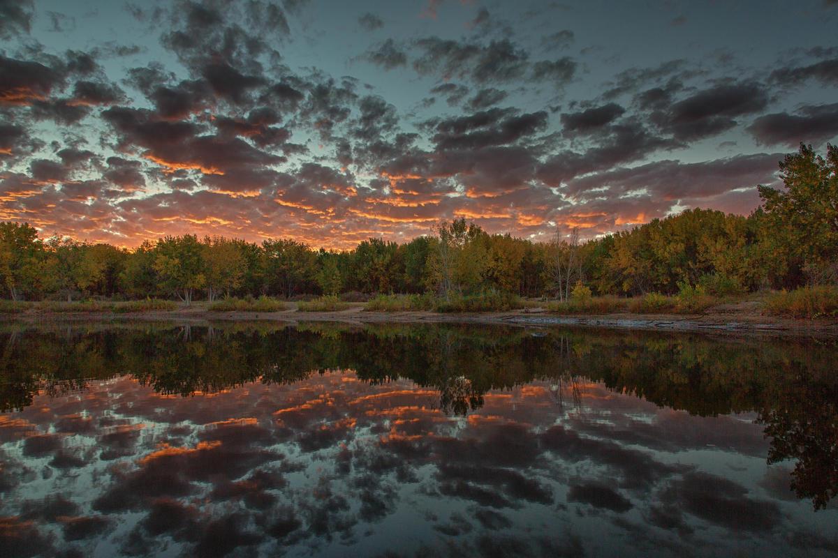 Colorado Sunrise Photo by Michael Levine-Clark via Flickr Creative Commons