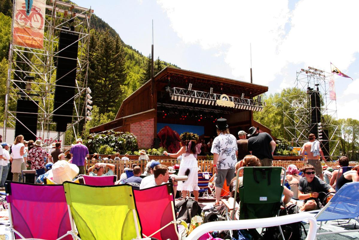 Telluride Bluegrass Festival Photo by max hahaha via Flickr Creative Commons