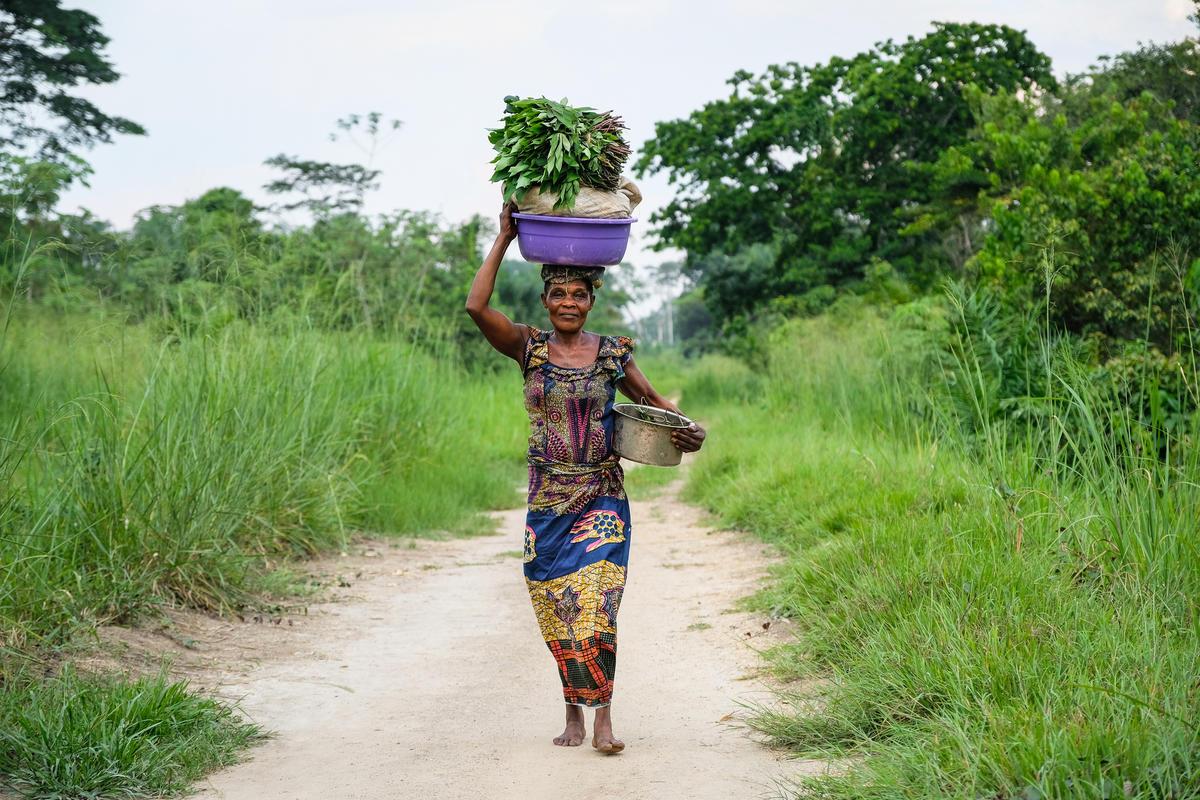 Formation, Recherche, et Environnement dans la Tshopo (FORETS), Democratic Republic of Congo Photo by CIFOR via Flickr Creative Commons