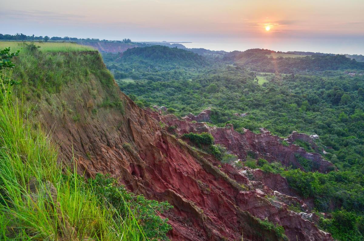 Gorges de Diosso, Congo Photo by jbdodane via Flickr Creative Commons