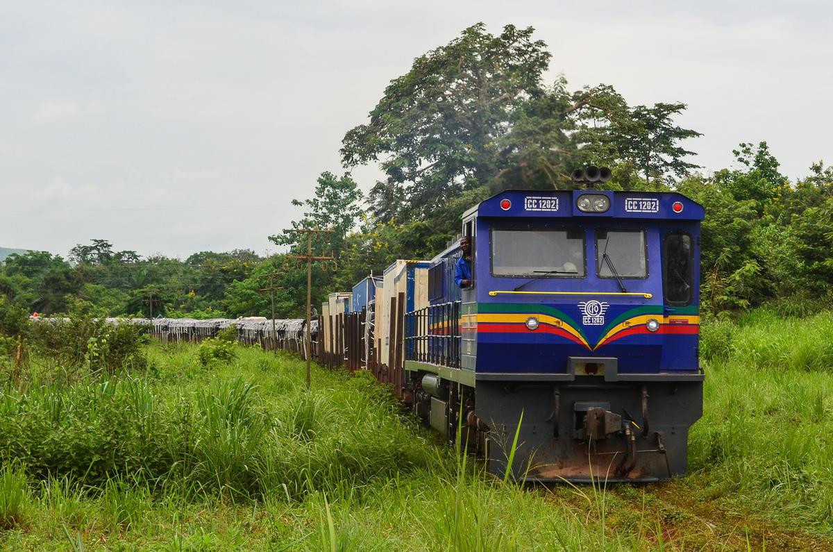 Congo Ocean railway Photo by jbdodane via Flickr Creative Commons