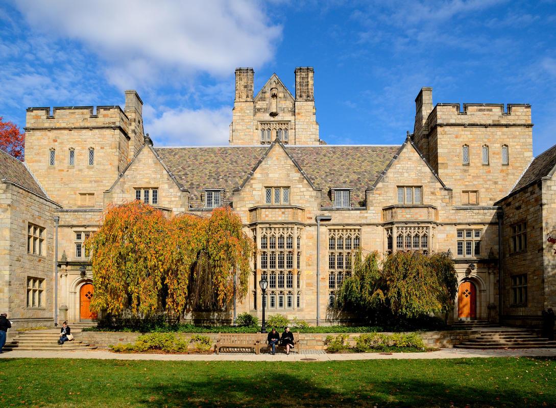 Yale Photo by Patrick Franzis via Flickr Creative Commons