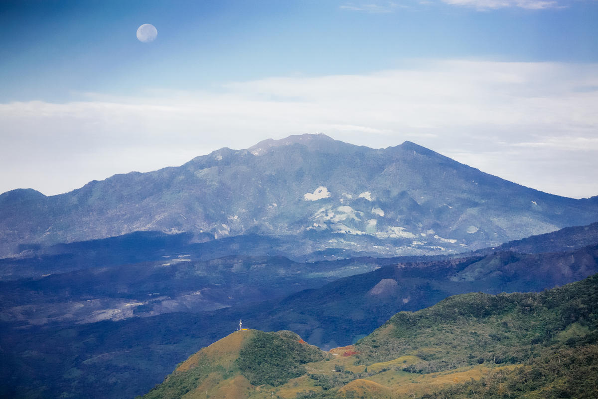 Volcán Barú and the mountain city of Boquete by Alex Proimos via Flickr Creative Commons