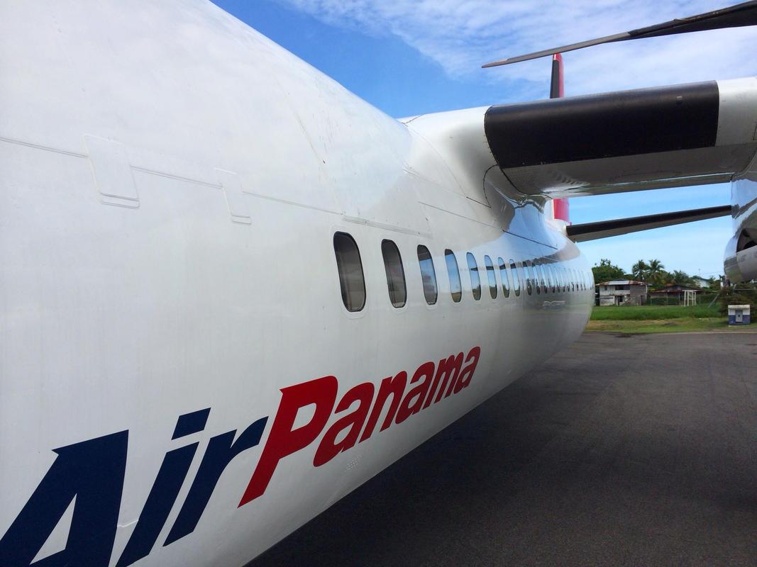 Air Panama by LWYang via Flickr Creative Commons