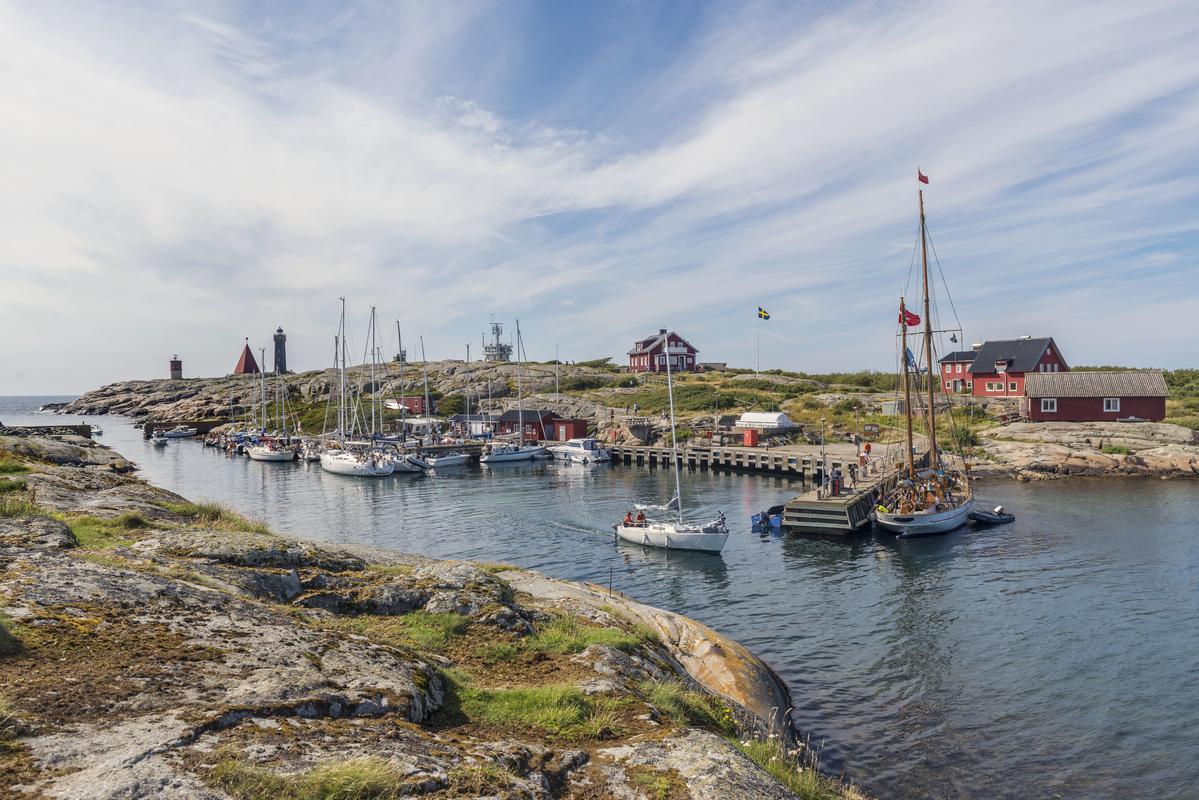 Vinga Island Photo by Steampipe Production Studio AB/Goteborg & Co.