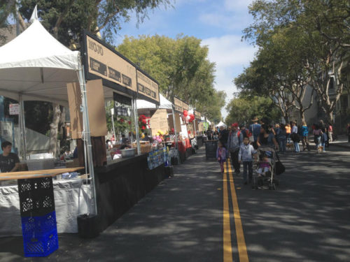 After six years in the Mission District, the San Francisco Street Food Festival moves to Dogpatch in Augus