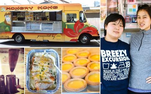 The Hongry Kong food van in San Francisco. Photos: behindthecfoodcarts.com