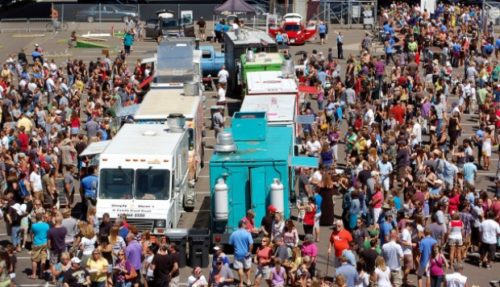 FOOD TRUCKS MAY BE POPULAR OVERSEAS, BUT IF THEY ARE ONLY APPEALING  TO TOURISTS IN HONG KONG, WHOSE NUMBERS  FLUCTUATE, HOW WILL THEY SURVIVE?