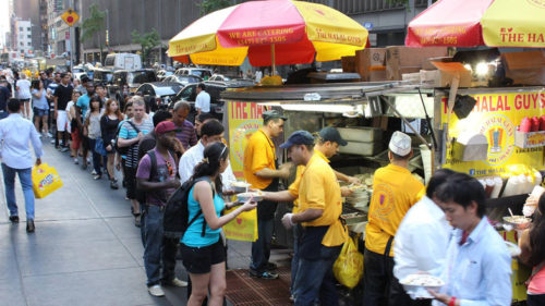 The Halal Guys is now on the cusp of becoming a fast-food chain after signing a deal with Fransmart.  (Photo courtesy: Facebook)