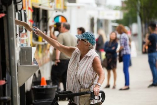 KEVIN TUONG / METRO Health inspections on Edmonton food trucks are difficult to obtain.