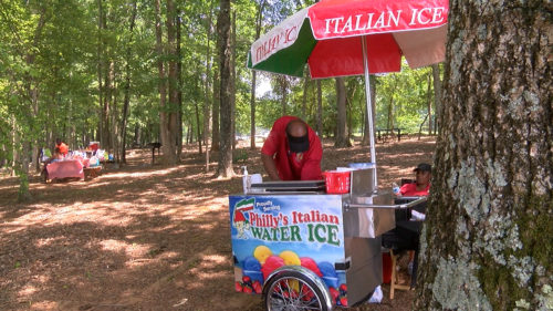 NC-Davidson-Italian-ice
