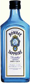 105 bombay sapphire london dry gin