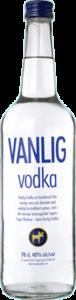 12 vanlig vodka