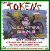 17658 tokens cluster bomb