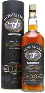 18814 bowmore enigma 12 years old