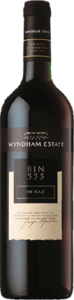 1999 bin 555 shiraz wyndham estate