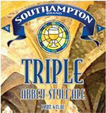 20906 southampton triple abbey style ale