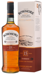 211 bowmore darkest 15 years