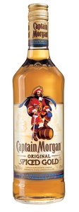 236 captain morgan spiced gold