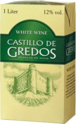 2915 castillo de gredos white wine