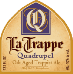 29262 la trappe quadrupel oak aged  batch 7