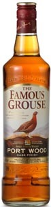336 the famous grouse port wood finish